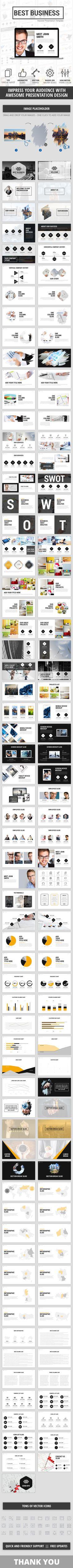 Stampede  Multipurpose Keynote Template  Business Keynote