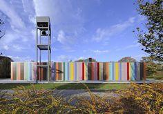 Borren Staalenhoef Architecten BV BNA (Project) - Aula Noorderbegraafplaats