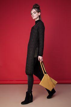 Paolo Casalini Autunno Inverno 2016-17, lookbook, immagini, scatti fotografici Model Isabella Andersson