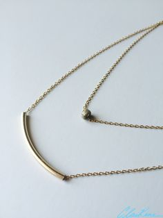 #goldnecklace #gold #goldchain #layerednecklace #doublechain #goldbead #golddustbead #goldbar #necklace #handmadenecklace #handmadejewelry #jewelry #pyrite #goldpyrite