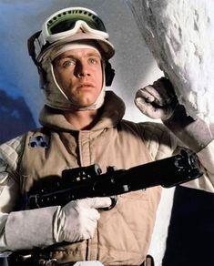 Luke on Hoth - Episode V: The Empire Strikes Back