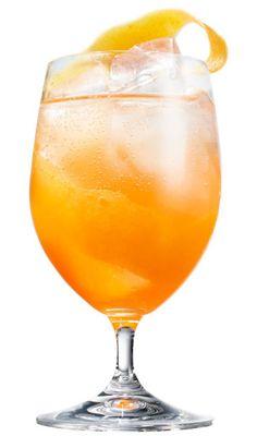 Grapefruit Aperol Spritz recipe: Better than a mimosa.