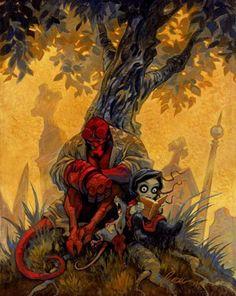 Hellboy...