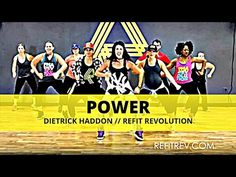 STAND UP if you got that Holy Ghost power. You guys -- ready to add some new SWAG to your playlist? Dance Moves, Dance Workouts, Cardio Dance, Refit Revolution, Zumba Routines, Exercise Routines, Great Are You Lord, Family Force 5, Dance It Out