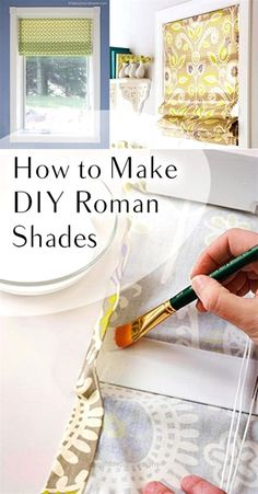 Look Over This How to Make DIY Roman Shades. DIY, DIY clothing, sewing patterns, quick crafting, tutorials, DIY tutorials. The post How to Make DIY Roman Shades. DIY, DIY clothing, sewing patterns, quick crafting… appeared first on Home Decor Designs 2018 .