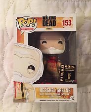 Funko Pop Headless Hershel Greene Sdcc Exclusivo The Walking Dead Amc