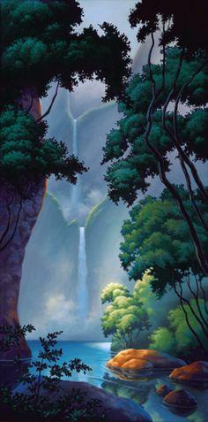 hidden sanctuary by David-McCamant on DeviantArt