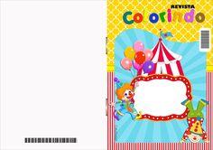 Kit Circo para imprimir, rótulos, convite ingresso, caixinhas, caixa bala, tudo gratuito...