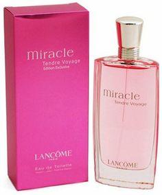 Lancome Miracle Tendre Voyage eau de toilette 75 ml - 4you2scent.nl
