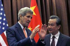 Kerry urge a China a actuar para reducir tensiones en el Mar de la China Meridional