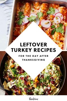 The only thing tougher than cooking Thanksgiving dinner? Finishing the leftovers. Here are 47 leftover turkey recipes to try after the big day ends. #leftover #turkey #recipes Potato Sides, Potato Side Dishes, My Recipes, Favorite Recipes, Tempeh Bacon, Leftover Turkey Recipes, Thanksgiving Leftovers, Plant Based Eating