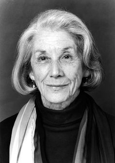 Nadine Gordimer (1923-2014) - South African writer, political activist and recipient of the 1991 Nobel Prize in Literature.