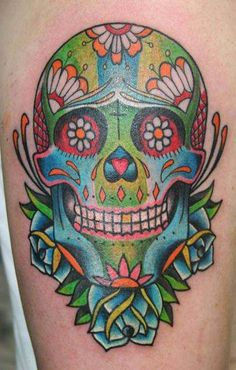 mexico calavera tattoo helmets designs - Hledat Googlem