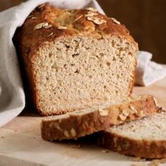 Honey Oat Quick Bread - EatingWell.com