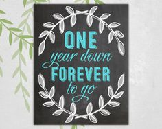 Custom anniversary paper gift 11 by 14 wall art first anniversary