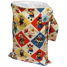 Vintage Cowboy Wet Bag – Little Smudgeez - Modern Cloth Diapers