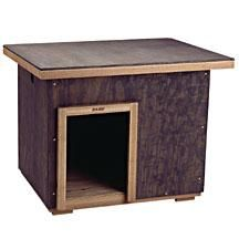 New Aspen Extra Large Flat Roof Wooden Dog House Wood Timber Xl Kennel Houses Kennels Pinterest And