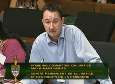 #Notalljohns: Notes from the hearings on Bill C-36