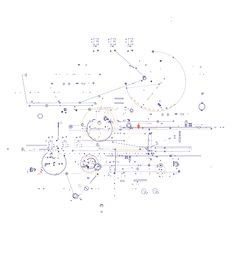 Diagramming Schematic Intangibility Nov12 by Robert Strati. Motivated by interests in the interactions of art, architectural theory, music and science, Strati's work draws from musical notations, engineering schematics, architectural plans, alphabets, nodal networks and maps.