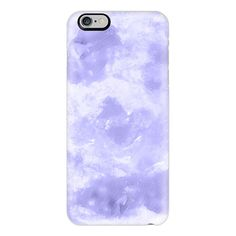 iPhone 6 Plus/6/5/5s/5c Case - Lilac watercolor - aguarelle painting... (1,855 PHP) ❤ liked on Polyvore featuring accessories, tech accessories, iphone case, iphone cover case, apple iphone cases and slim iphone case