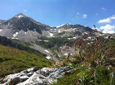 Blick auf den Pleißlingkeil, einfach herrlich die Flachauer Bergwelt Salzburg, Mount Rainier, Mountains, Nature, Travel, Tourism, Hiking, Friends, Landscape