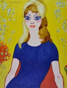 B.B. par Van Dongen deux chefs-d'œuvre ? Une magnifique exposition consacrée à Kees Van Dongen , intitulée « Fauve, anarchiste et mondain », a eu lieu à Paris du 27 mars au 17 juillet 2011. Le Musée d'Art Moderne retraçait les années phares de ce célèbre...