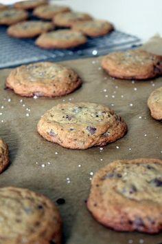 brown sugar espresso chocolate chip cookies
