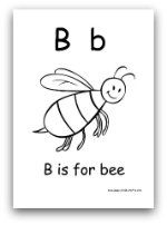 FREE coloring pages for all of the letters of the alphabet.