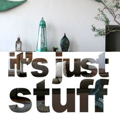 Live with less, refresh your home and get rid of stuff! #skimbaco #livelifetothefullest #llttf