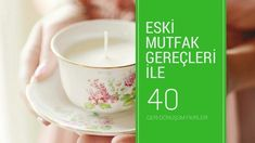 Eski Mutfak Gereçleri İle 40 Geri Dönüşüm Fikirleri | Estetikev Ikea Lack, Dremel, Tableware, Kitchen, Mandala, Balcony, Dinnerware, Cooking, Tablewares