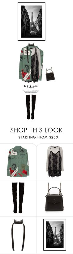 """""""O F F  D U T Y"""" by amethyst0818 ❤ liked on Polyvore featuring MadeWorn, Christian Louboutin, Fendi and Ann Demeulemeester"""