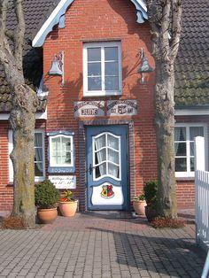 Die schönen Haustüren von der Insel Föhr