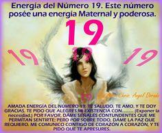 ANGEL DORADO ASCENSION JUNTOS A LA MADRE TIERRA GAIA: ENERGÍA DEL NÚMERO 19 - Mensaje de José Gabriel Ur...