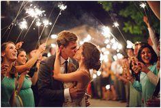 Arizona Wedding by Pinkerton Photography | One Hitched Lane #sendoff