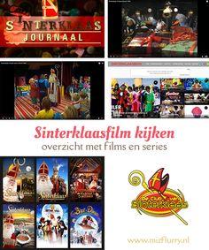 Overzicht en ideeën voor Sinterklaasfilms en -series.