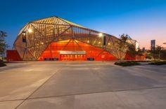 BBVA Compass Stadium / Populous