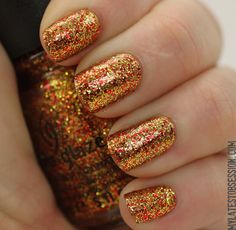 "China Glaze ""Electrify"" (from the Hunger Games collection)"