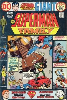 Superman Family (1974) 176