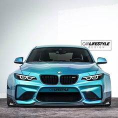 BMW F87 M2 Coupe
