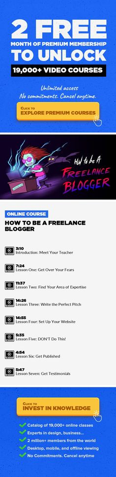 How to Be a Freelance Blogger Business, Freelance #onlinecourses #onlinelearninglogo #learningathomeschools    My name is Lauren Tharp, and I'm a multiple award-winning freelance writer and editor. I'm the owner of LittleZotz Writing and the Managing Editor of Be a Freelance Blogger. I've been freelance writing for over a decade (specializing in blogging) and have mentored hundreds of writers on h...