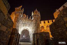 Castillo Templario de Ponferrada  #CastillayLeon #Spain