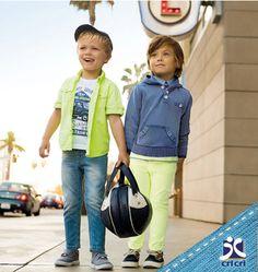 Niño / Talla: 2-9 años #moda #outfit #ropa #niño