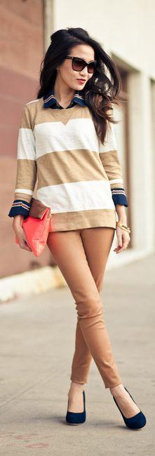 Weekend Stripes