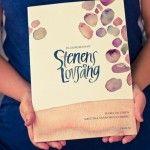"""Omslag till pilgrimsmässan """"Stenens Lovsång"""" för Verbum förlag / Cover Illustration and Calligraphy for Verbum / by Folkelind Form"""