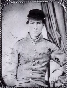 "Cpt. Toliver F. Lindsey, ""Crystal Springs Guards"", Company F, 6th Mississippi Infantry"