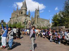 ทริคเล่น Universal Studio Japan โดยเฉพาะ Harry Potter ใครอยากรู้ใครอยากเล่นได้ง่ายๆ เชิญทรรศนา - Pantip