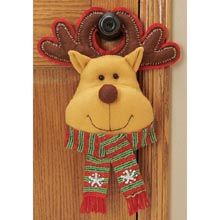 Chrismoose Door Hanger