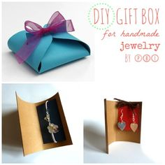 Click the link to get more information on Discovering Origami Diy Jewelry Gift Box, Diy Gift Box, Diy Box, Jewelry Holder, Diy Gifts, Handmade Jewelry, Gift Boxes, Necklace Storage, Packing Jewelry