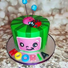 Images about #cocomeloncake on Instagram Melon Cake, 1st Birthday Party Themes, Posts, Cakes, Tv, Image, Instagram, Party, Messages
