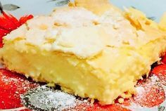 Cremsnit si-un aluat de vis Romanian Food, Romanian Recipes, Food Cakes, Cake Recipes, Bakery, Cheesecake, Good Food, Food And Drink, Sweets